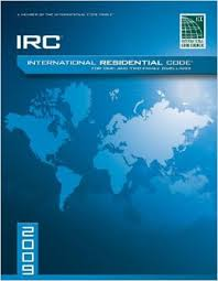 2009 International Residential Code