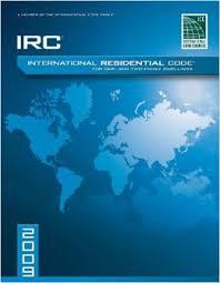 2009 International Residential Code