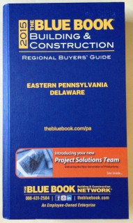 2015 The Blue Book Building and Construction Regional Buyers Guide Eastern Pennsylvania and Delaware