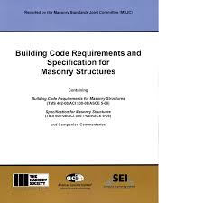 ACI 530-08 Building Code Requirements for Masonry