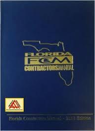 Florida Contractors Manua.l
